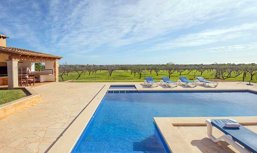 Pool Finca Mallorca PM 6625