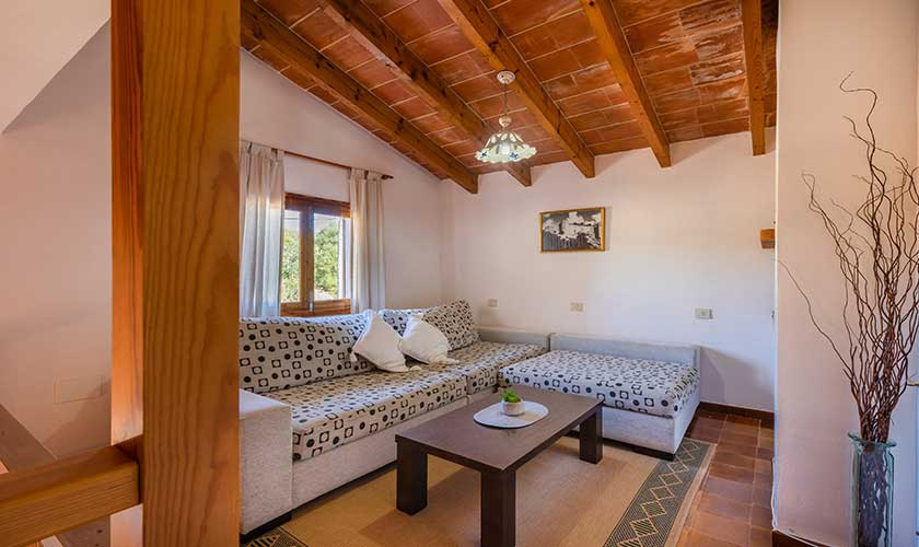 Wohnraum Finca Mallorca PM 6630