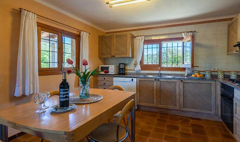 Küche Finca Mallorca PM 6630