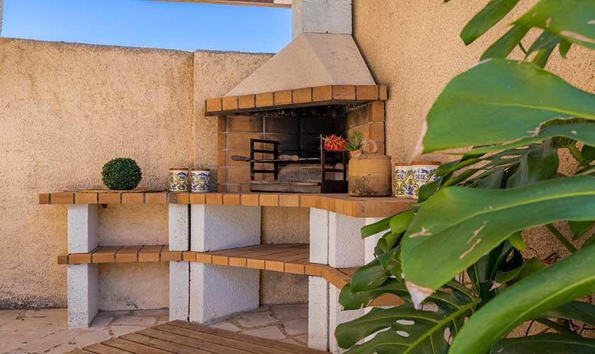 Grillplatz Finca Mallorca PM 6630