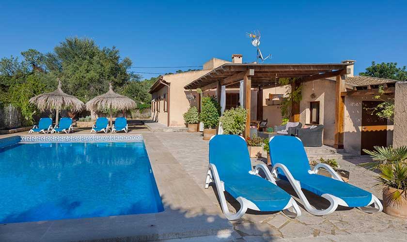 Pool und Finca Mallorca PM 6630