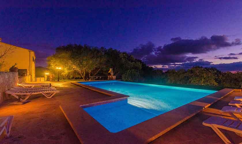 Pool und Ferienvilla Mallorca PM 6650