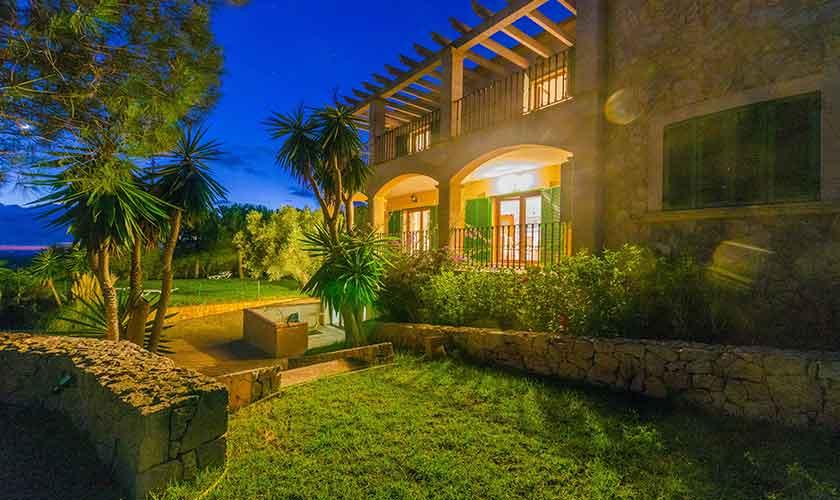 Garten und Ferienhaus Mallorca 16 Personen PM 6650