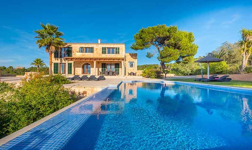 Pool und Finca Mallorca bei Felanitx PM 678