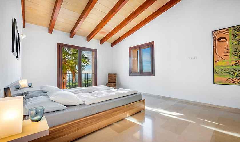 Schlafzimmer Finca Mallorca bei Felanitx PM 678