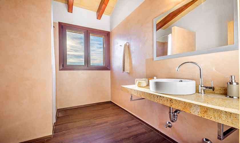 Badezimmer Finca Mallorca bei Felanitx PM 678