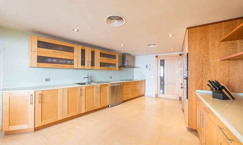 Küche Luxusvilla Mallorca PM 6905