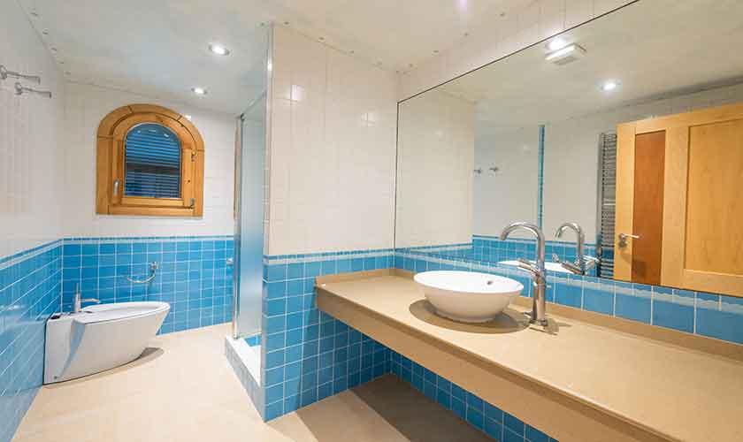 Badezimmer Luxusvilla Mallorca PM 6905