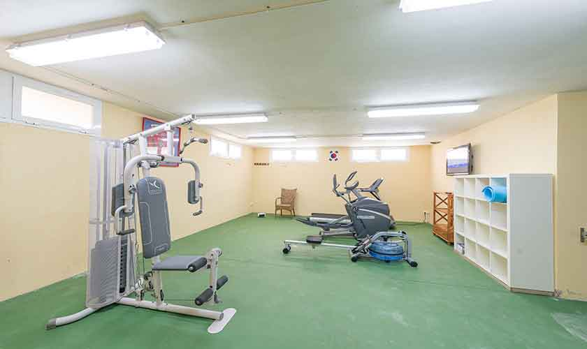 Fitness Luxusvilla Mallorca PM 6905