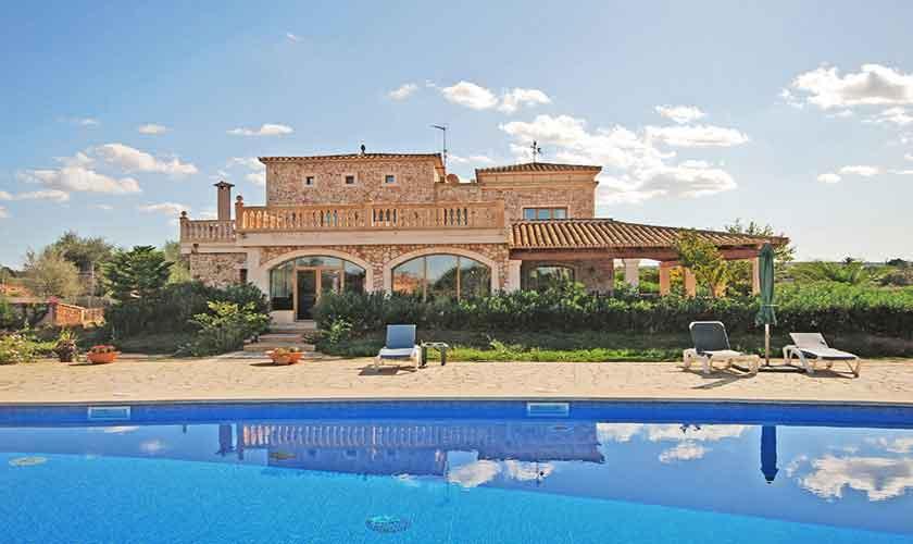 Pool und Ferienhaus Mallorca Süden PM 6910
