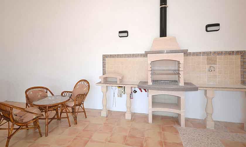 Grillplatz Finca Mallorca Campos PM 6920