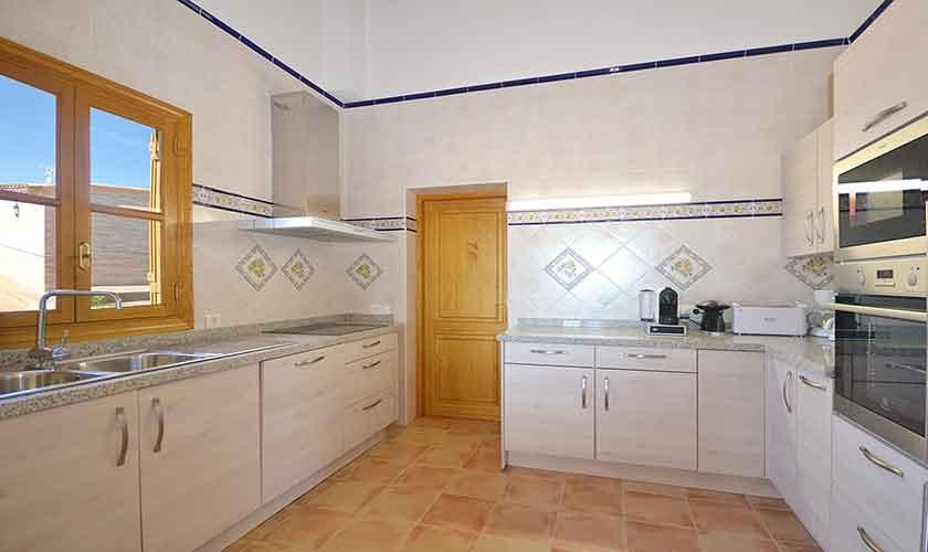 Küche Finca Mallorca Campos PM 6920