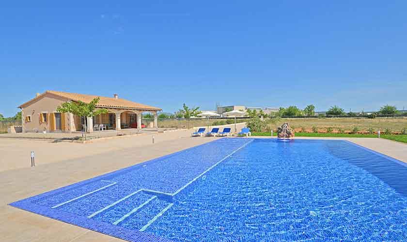Pool und Finca Mallorca Campos PM 6920
