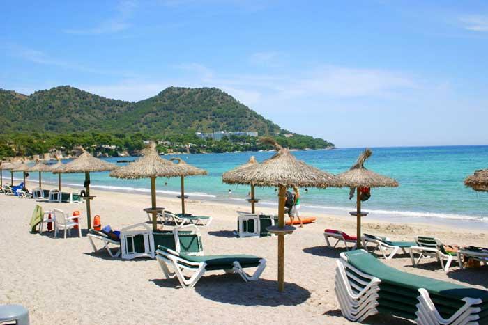 Naturstrand Mallorca Ostküste