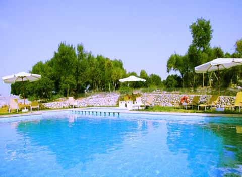 Großer Pool Finca Mallorca 24 Personen PM 600