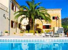 Pool und Haus Finca Mallorca mit Pool 8-10 Personen PM 302