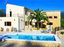 Anischt Finca Mallorca mit Pool 8-10 Personen PM 302