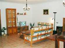 Wohnraum Finca Mallorca mit Pool 8-10 Personen PM 302