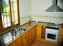 Küche Finca Mallorca mit Pool 8-10 Personen PM 302