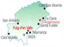 Ferienhaus Ibiza 4 Personen Pool IBZ 5