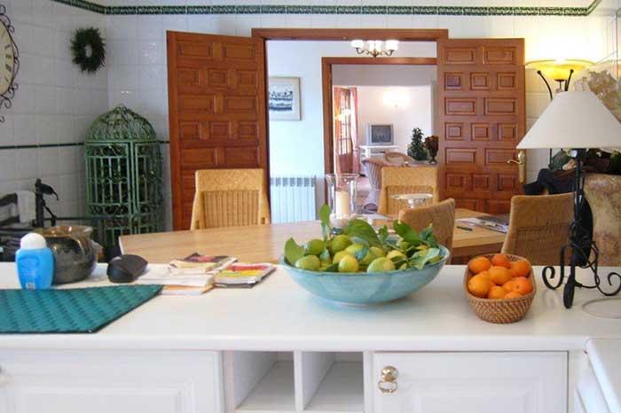 Küche 2 Exklusive Finca Mallorca Südwesten PM 120