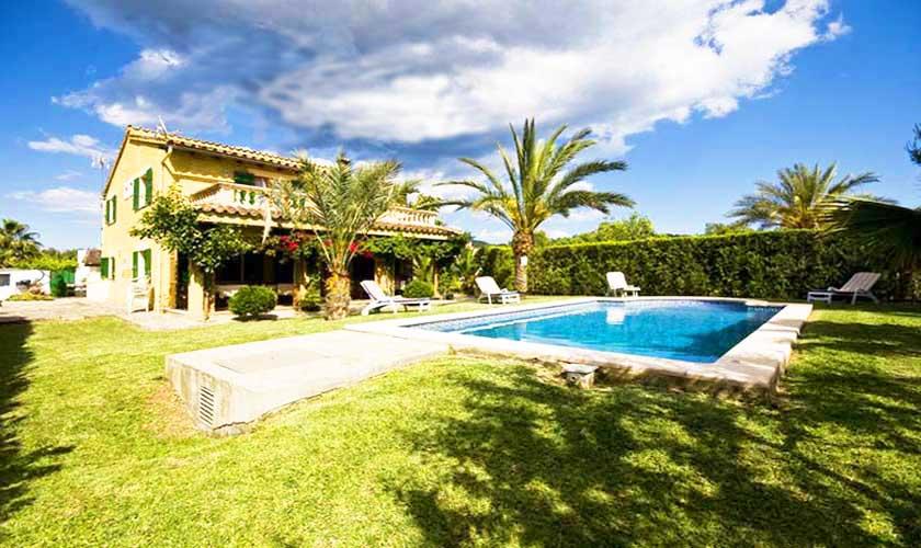 Pool und Finca Mallorca PM 3725