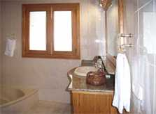 Badezimmer Finca Mallorca mit Pool PM 410
