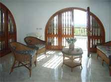 Eingang Finca Mallorca mit Pool PM 410