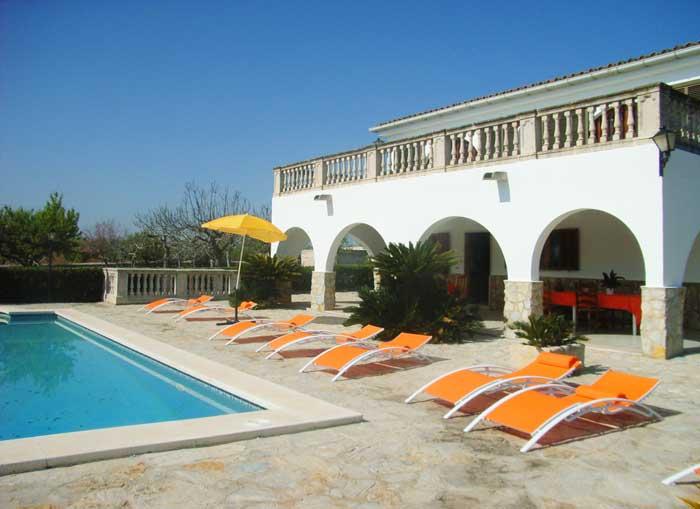 Pool und Finca Mallorca 8 Personen PM 410