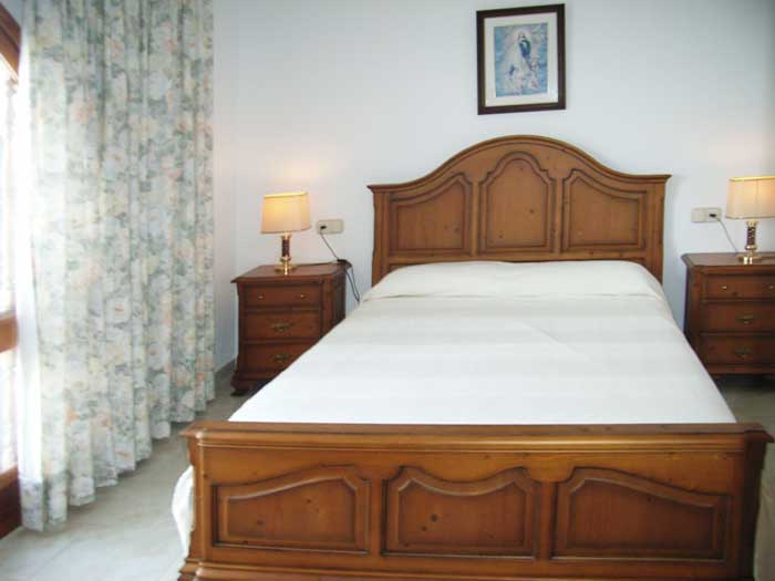 Schlafzimmer 3 Finca Mallorca mit Pool PM 410