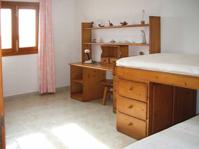 Schlafzimmer 4 Finca Mallorca mit Pool PM 410