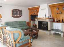 Wohnraum Finca Mallorca mit Pool PM 410