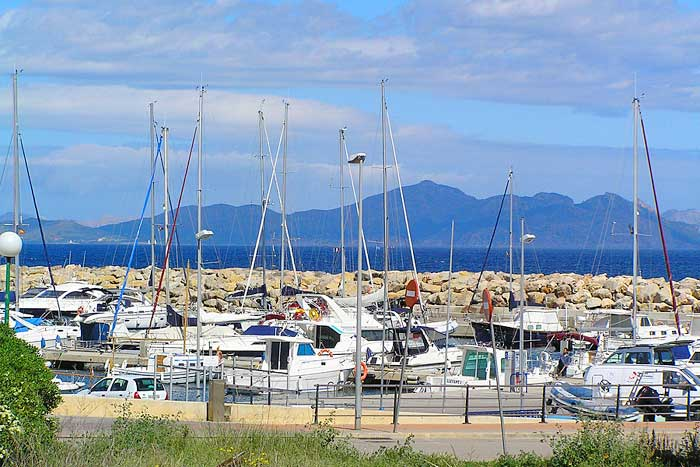 Yachthafen Colonia St. Pere