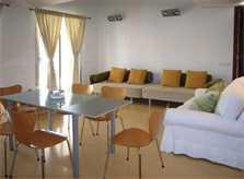 Moderner Wohnraum Ferienhaus Mallorca mit Pool PM 446