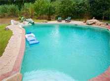 Poolblick Finca Mallorca mit Pool PM 558
