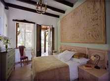 Schlafzimmer 2 Finca Mallorca mit Pool PM 558