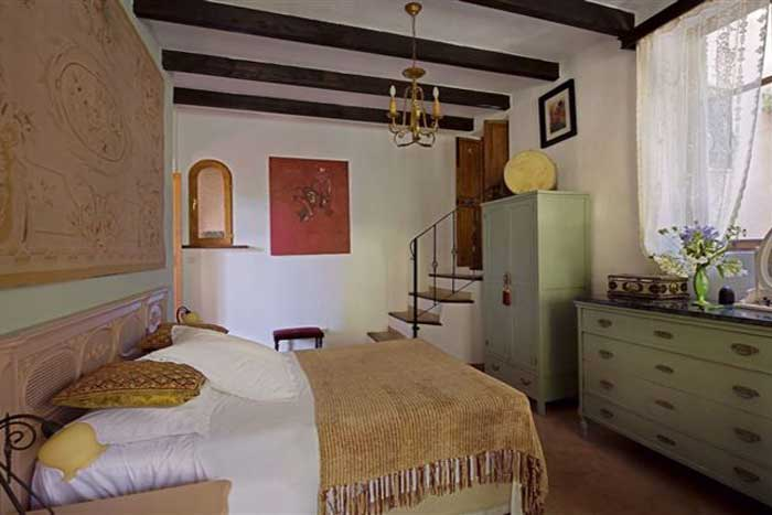 Schlafzimmer 4 Finca Mallorca mit Pool PM 558