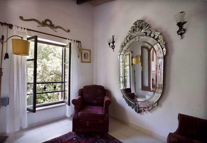 Schlafzimmer 3 Finca Mallorca mit Pool PM 558