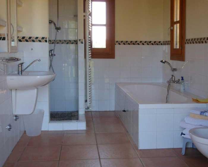 Schlafzimmer 2 b Finca Arta Mallorca 10 Personen PM 574