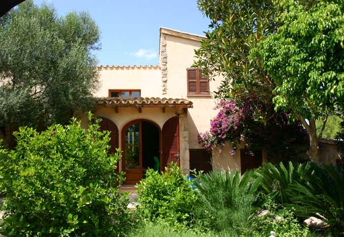 Garten und Haus Finca Arta Mallorca 10 Personen PM 574