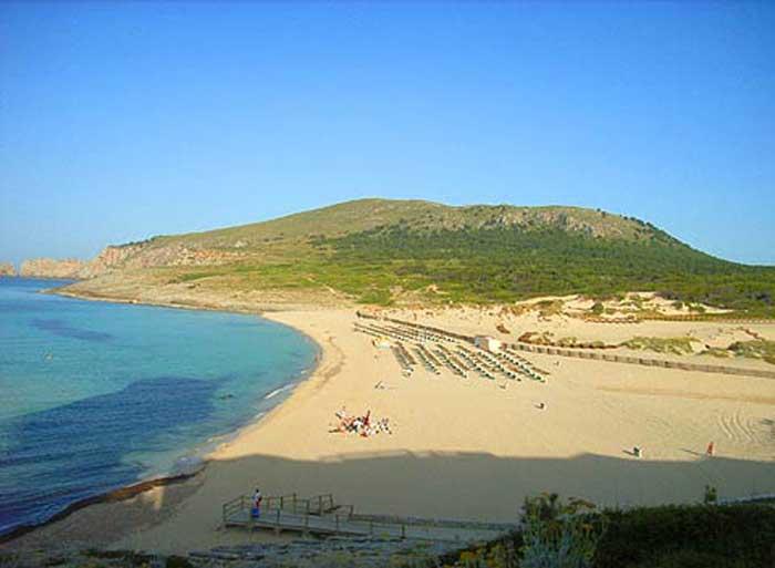 Cala Mesquida Finca Mallorca Arta PM 574 Strände der Region