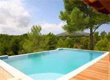 Großer Pool Finca Arta Mallorca 10 Personen PM 574