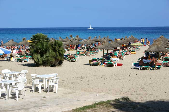 Font de Sa Cala Finca Mallorca Arta PM 574 Strände der Region