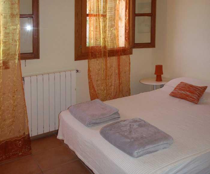 Schlafzimmer Finca Arta Mallorca 10 Personen PM 574