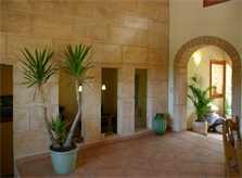 Wohnraum 2 Finca Arta Mallorca 10 Personen PM 574
