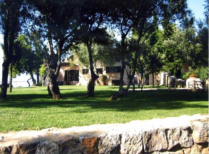 Exkusive Finca Mallorca mit großem Garten PM 233