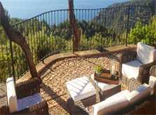 Panoramablick auf das Meer Exklusive Finca Mallora PM 233