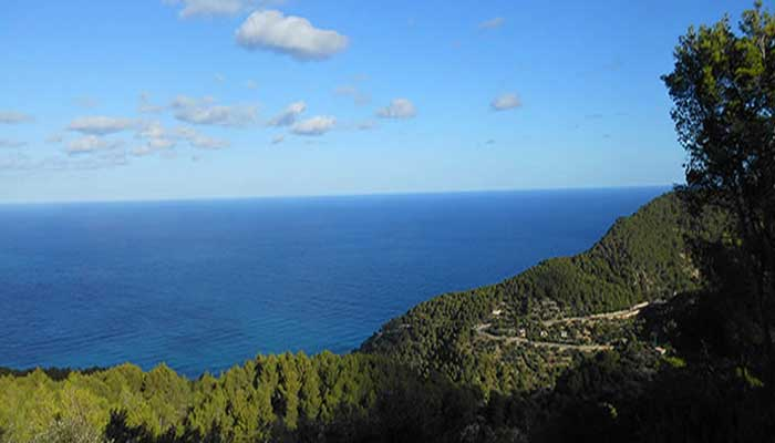 Meerblick Exklusive Finca Mallorca Westküste PM 233