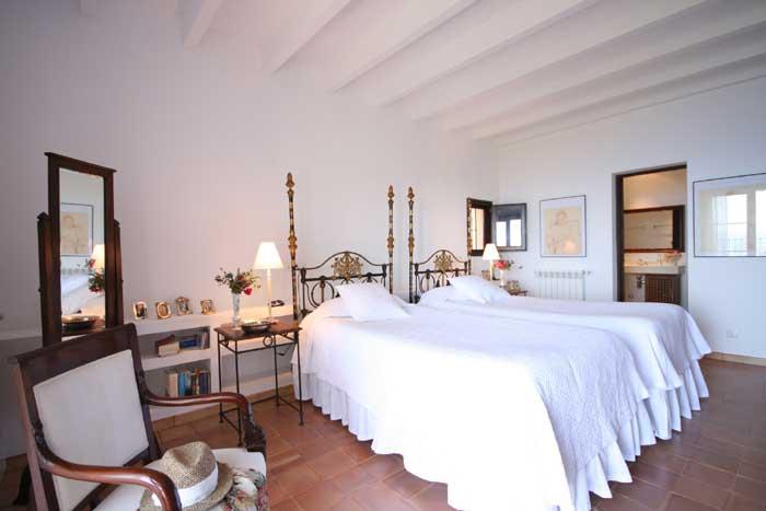 Doppelschlafzimmer Exklusive Finca Mallorca PM 233