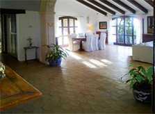 Geräumiges Wohnzimmer Exklusive Finca Mallorca PM 233